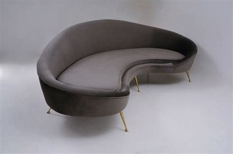 kidney shaped sofa with fringe kidney shaped sofas 101 kidney sofa in portabella mathis