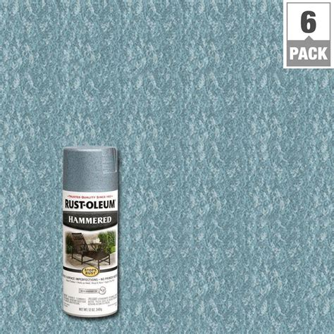 light blue spray paint rustoleum hammertone paint colors paint color ideas
