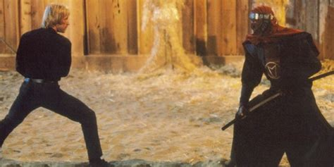 Film Ninja Chuck Norris | the octagon with chuck norris