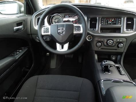 black charger with interior dodge charger 2014 black interior