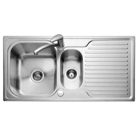 stainless steel kitchen sinks uk dove 150 stainless steel sink by caple kitchen sinks