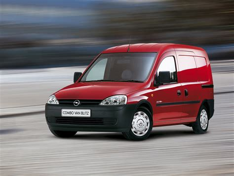 opel van should gm bring the opel combo stateside to go against