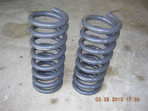 Ce69 New by Hotchkis 2 Quot Drop Front Coil Springs