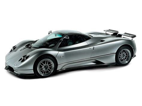 car design news pagani zonda price