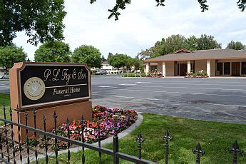 p l fry funeral home funeral homes on waymarking