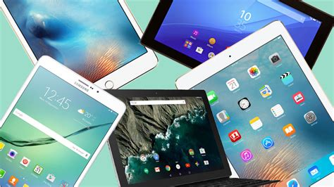 top 10 best tablet the 10 best tablets you can buy in 2017 techradar
