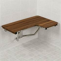 ada showers with seats 32 quot wide teak ada left l shaped shower seat teakworks4u