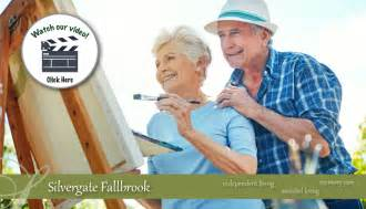 fallbrook nursing home silvergate retirement residence memory care suites in