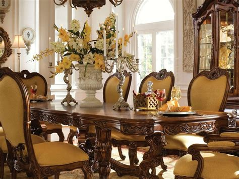 Awesome Elegant House Design Interiors Adorable Great Dining Table Centerpiece Decor