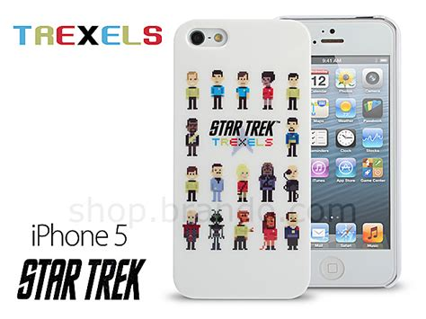 iphone 5 5s trek trexels phone limited edition