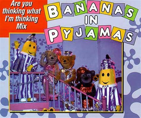 Piyama Magic V Kid bananas in pyjamas