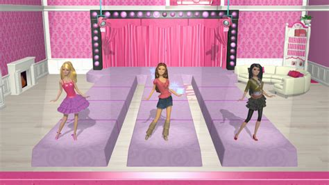 barbie dream house game barbie dreamhouse party game giant bomb
