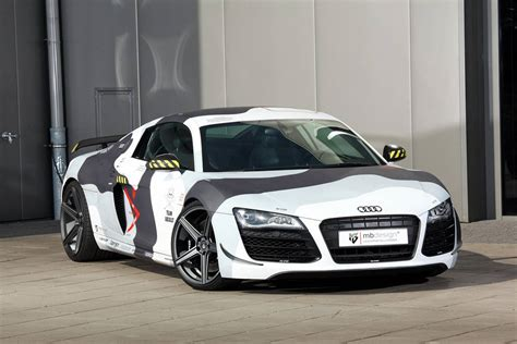 wrapped r8 camo wrapped audi r8 by mbdesign gtspirit