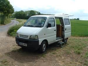 Suzuki Carry Conversion Cervan Conversion Suzuki Carry 1 3 By Steamydave