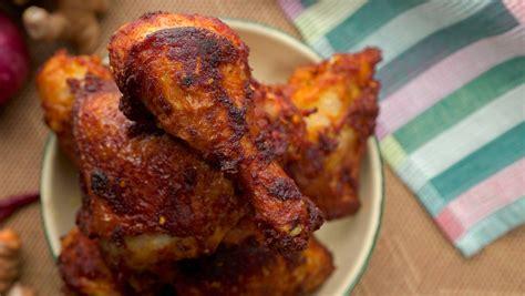 resepi ayam goreng kunyit ringkas rangup