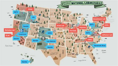around the us interactive map around the us in 17 labs symmetry magazine