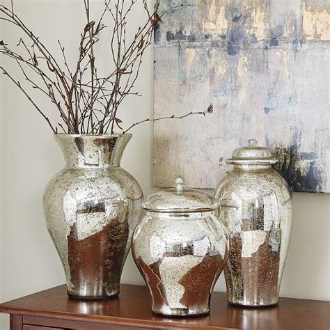 Mercury Glass Vases by Mercury Glass Vases Ballard Designs