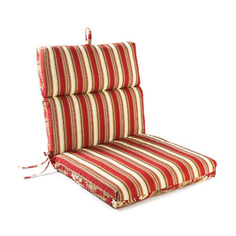 Big Lots Patio Furniture Cushions by Jules Floral Amp Stripes Reversible Outdoor Chair Cushion