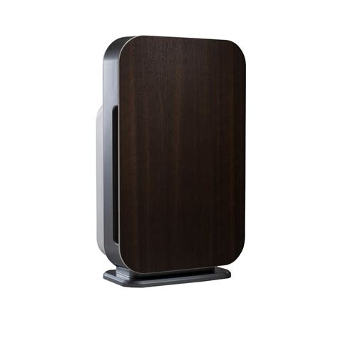 alen air purifier alen customizable air purifier with hepa filter to remove allergies and dust in espresso