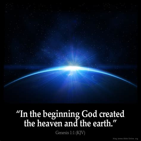 What Day Did God Create Light by Genesis 1 1 Inspirational Image