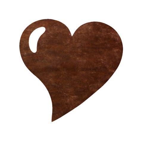Sets De Table Tissu by 50 X Set De Table Tissu Coeur Mat Chocolat