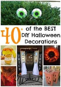 Free Halloween Printables Decorations - 40 homemade halloween decorations kitchen fun with my 3 sons