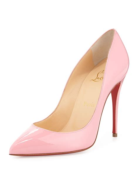 look for less christian louboutins pink pigalle follies