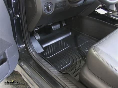 2011 Ford Escape Floor Mats by Husky Liners Floor Mats For Ford Escape 2011 Hl98351