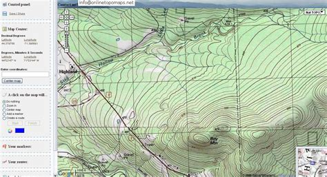 topo map free topographic maps and how to read a topographic map