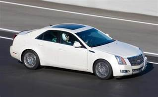 2008 Cadillac Cts Value Car And Driver