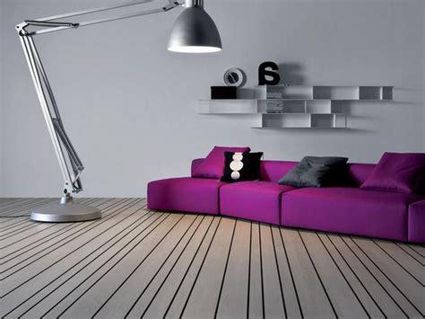 trend terbaru warna ungu cocok  warna
