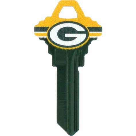 Green Bay Packers Ceiling Fan by The Hillman 68 Green Bay Packers House Key 89588