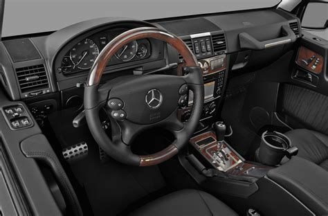 Mercedes Jeep Interior by 2012 Mercedes G Class Price Photos Reviews Features
