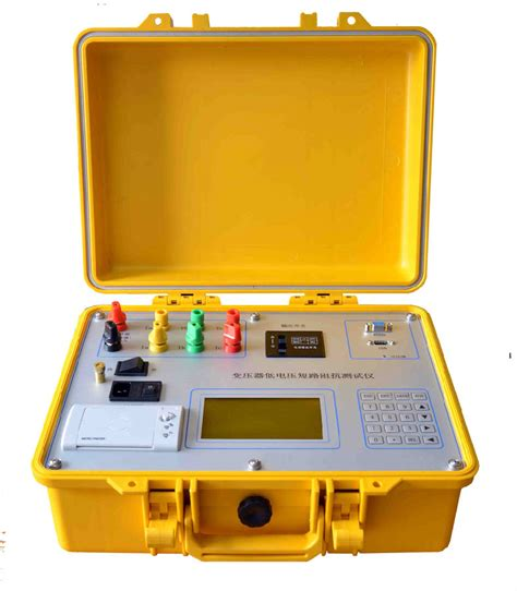 transformer impedance testing discount of low voltage transformer circuit impedance tester product promotion
