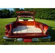 1958 El Nomado  AmcarGuidecom American Muscle Car Guide