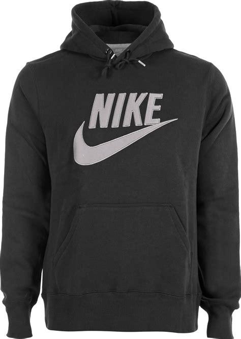 Nike PL Brushed OTH 3 hoodie black grey
