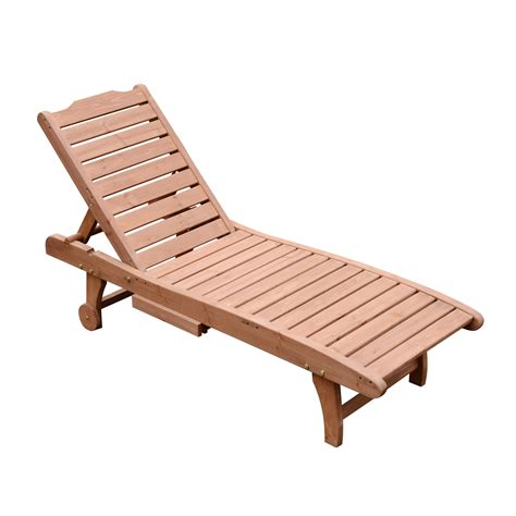 pool lounge chairs walmart outsunny chair wooden outdoor chaise lounge patio