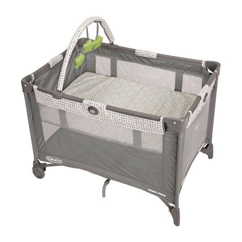 graco pack n play baby play yard 1801373 bassinet