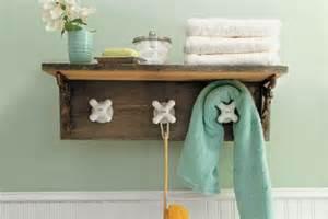 Creative Bathroom Towel Racks Creative Diy Towel Rack Ideas For Your Boring Bathroom