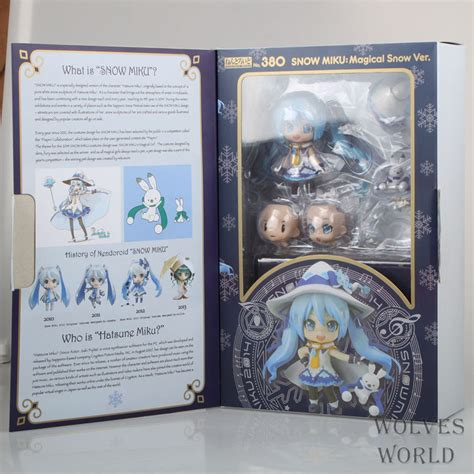 Sale Nendoroid Snow Miku Magical Snow Murah aliexpress buy free shipping gsc 4 quot nendoroid