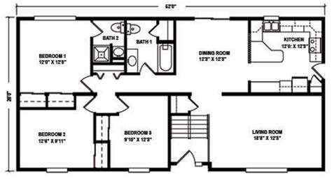 modular raised ranch floor plans north mountain modular raised ranch floor plans