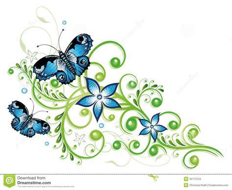 flores azules claras mariposa imagenes de archivo imagen 2050474 flores azules fotos de archivo imagen 34772153