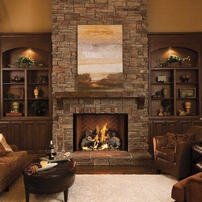 Fireplaces With Bookshelves 25 Best Ideas About Fireplace Ideas On Pinterest