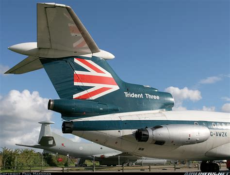 Gemini Jets Hawker Siddeley Hs121 Trident 3b hawker siddeley hs 121 trident 3b bea european airways aviation photo 1785507