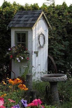 Outdoor Toilet Shed by 1000 Images About Outdoor Toilet On Outdoor