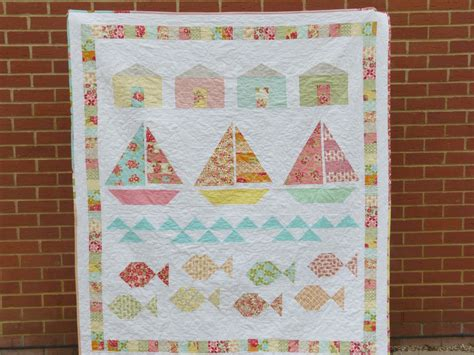 quilt tutorial videos pretty little quilts summer beach quilt tutorial