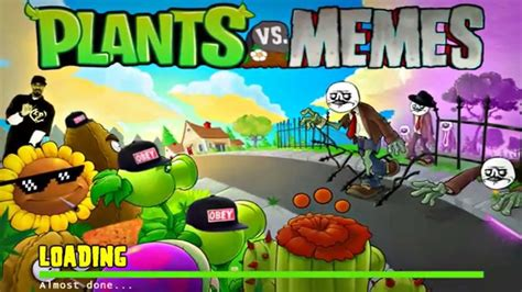 Mlg Meme - plants vs memes mlg youtube