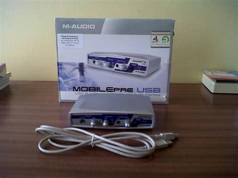 M Audio Mobilepre Usb m audio mobilepre usb image 20670 audiofanzine