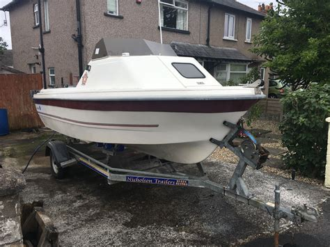 picton boats picton 166 gt 16 5ft fishing boat with 60hp yamaha