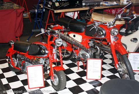 Motorrad Honda Elmshorn honda motorr 228 der opel club elmshorn